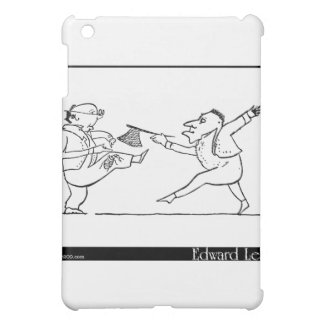 There was an Old Man of the Dee iPad Mini Cases