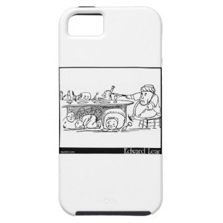 There was an Old Man of the East iPhone SE/5/5s Case