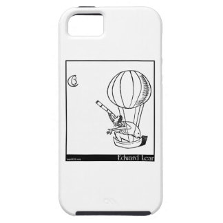 There was an Old Man of the Hague iPhone SE/5/5s Case