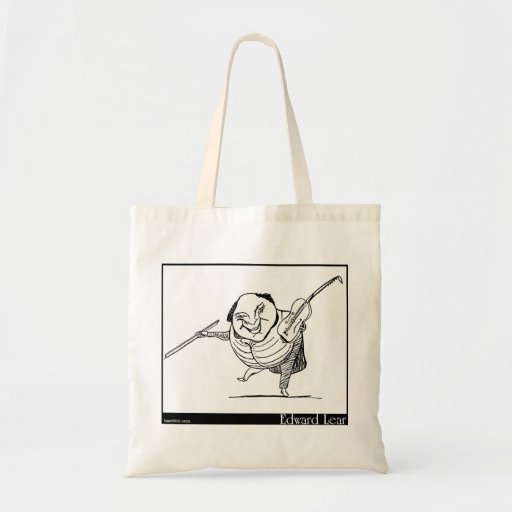There was an Old Man of the Isles Tote Bag