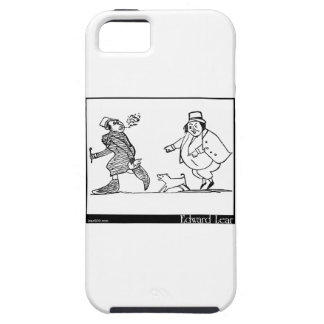 There was an Old Man of the Wrekin iPhone SE/5/5s Case