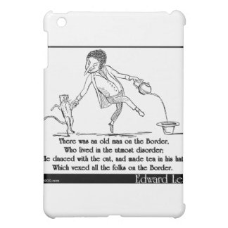 There was an old man on the Border iPad Mini Covers