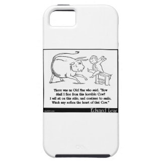 """There was an Old Man who said, """"How iPhone SE/5/5s Case"""