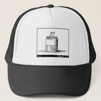 There was an old person of Bar Trucker Hat