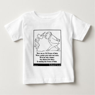 There was an Old Person of Buda Baby T-Shirt