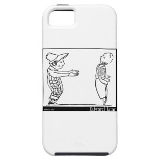 There was an Old Person of Burton iPhone SE/5/5s Case