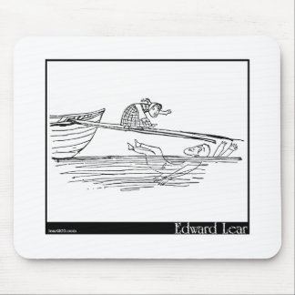 There was an Old Person of Cadiz Mouse Pads