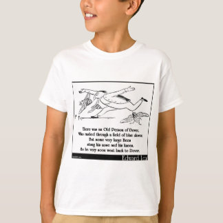 There was an Old Person of Dover T-Shirt