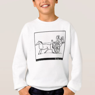 There was an old person of Ealing Sweatshirt