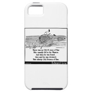 There was an Old Person of Ems iPhone SE/5/5s Case