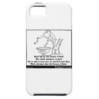 There was an Old Person of Ewell iPhone 5 Covers