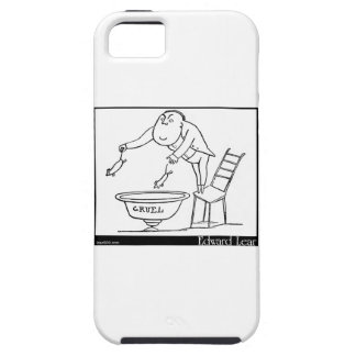 There was an Old Person of Ewell iPhone SE/5/5s Case