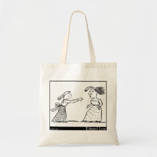 There was an old person of Loo Tote Bags