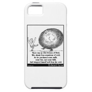 There was an Old Person of Mold iPhone SE/5/5s Case