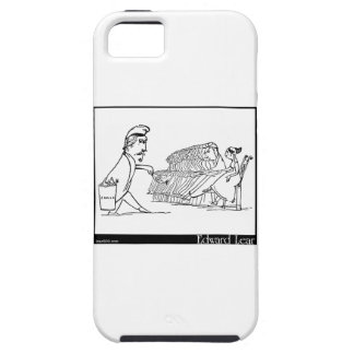 There was an Old Person of Sparta iPhone SE/5/5s Case