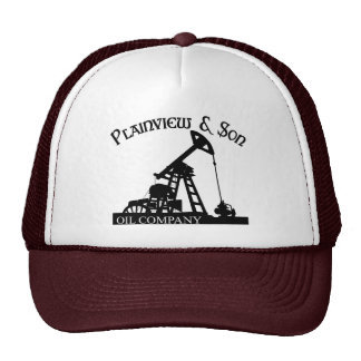 There Will Be Blood Trucker Hat