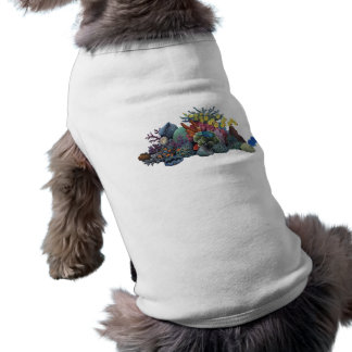 TheReef Lives Dog Tee