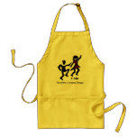 Therefore I Contra Dance Adult Apron