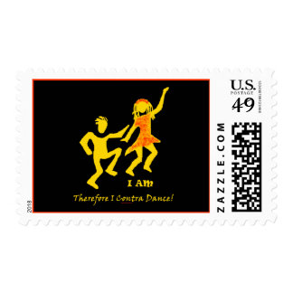 Therefore I Contra Dance Postage