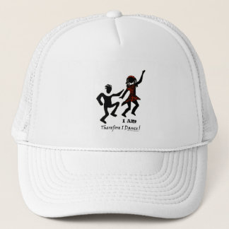 Therefore I Dance Trucker Hat