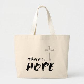 Thereis Hope Large Tote Bag