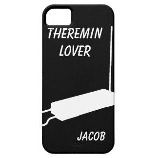 Theremin iPhone 5/5S Case with Custom Name