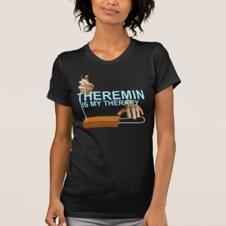 Theremin Therapy T-Shirt