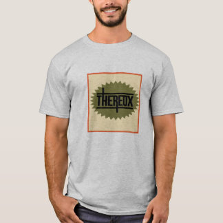 Thereox - Oldschool T-shirt Grey