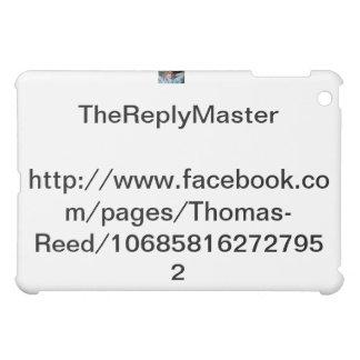 TheReplyMaster Ipad Case