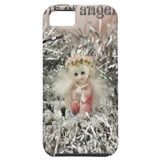 There's A Bit Of Angel In All Of Us iPhone 5 Cases