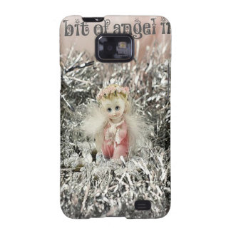 There's A Bit Of Angel In All Of Us Samsung Galaxy SII Cases