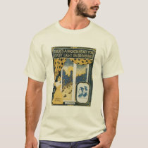 There's A Broken Heart For Every Light On Broadway T-Shirt
