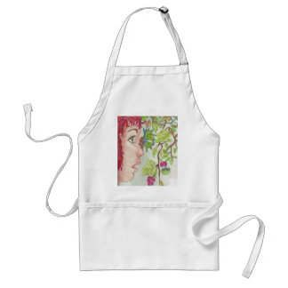 theres a fairy on my nose (2) adult apron