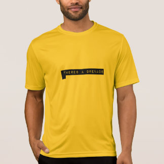 theres a grenade tee shirt by Jonah Minecraft1