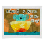 There's a Koala in My Soup. Posters