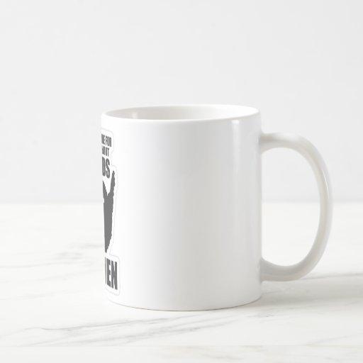 There's A Name For People Without Beards, Women! Mugs