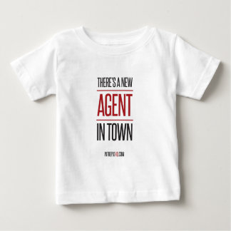 There's a New Agent in Town Baby T-Shirt
