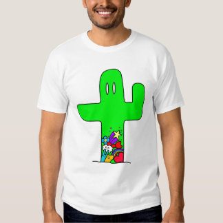There's A Party In My Kung Foo Fighting Cactus T Shirt