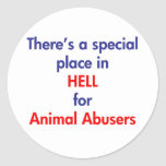 There's A Special Place In Hell Stickers