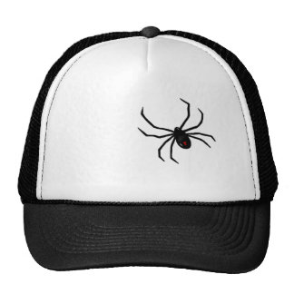 There's a spider on your head trucker hat