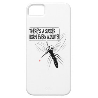 There's A Sucker Born Every Minute iPhone SE/5/5s Case