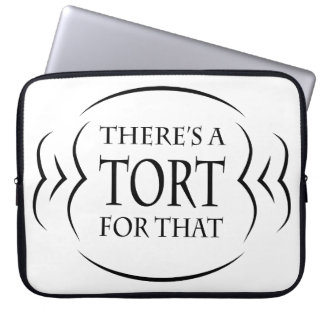 There's a Tort for That Laptop Sleeve