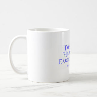 There's All Heaven And Earth In A Book Mugs