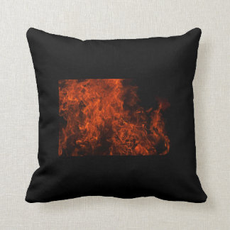 there's always a cooler sider to everything throw pillow