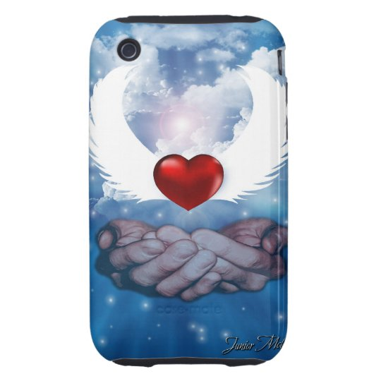 There's Always Hope Tough iPhone 3 Cover