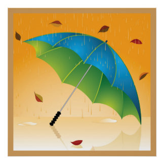 There's Always Room Under Our Umbrella - Series Poster