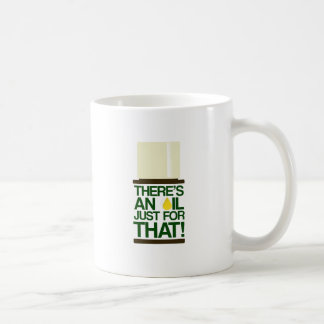 There's an Oil for That Oily Life Mug