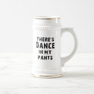 There's Dance In My Pants Coffee Mug