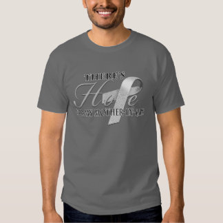 There's Hope for Diabetes Mother-In-Law Tee Shirt