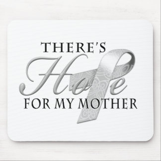 There's Hope for Diabetes Mother Mouse Pad